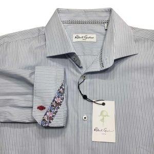 Robert Graham Baldwin Button Shirt